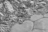 Plutón visto desde la sonda New Horizons
