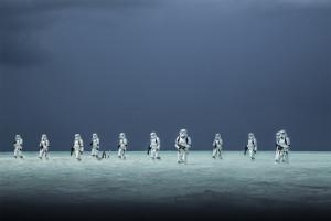 Scarif, un exoplaneta helado en Star Wars