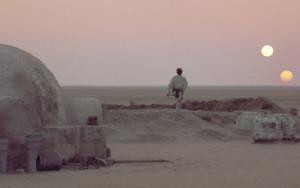 Tatooine, uno de los exoplanetas en Star Wars