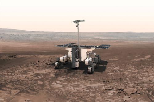 Rover de la misión ExoMars