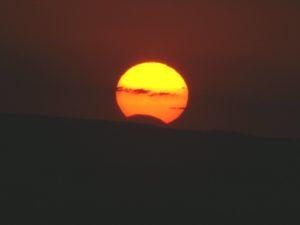 imágenes del eclipse de sol