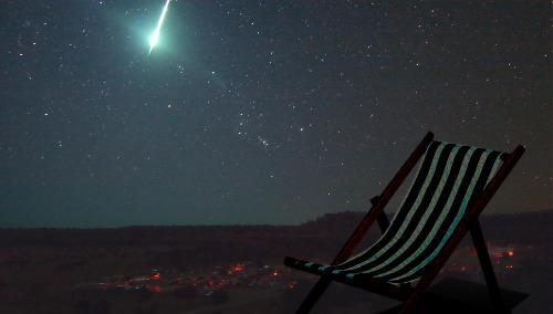 Lluvia de estrellas de las Perseidas