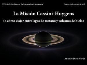 Astrocuenca viaja a Saturno con la misión Cassini-Huygens