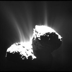 cometa donde se ha encontrado freón 40