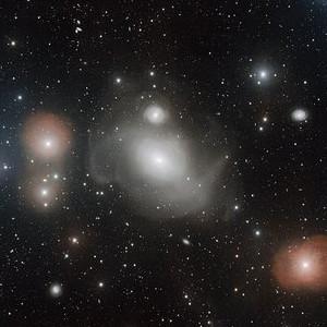 galaxia NGC 1316