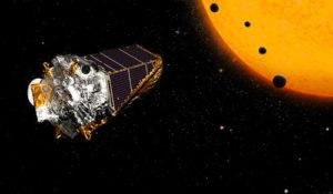 telescopio espacial kepler y exoplanetas