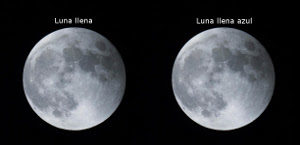 Eclipse superluna azul