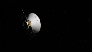 lanzamiento InSight - fase crucero