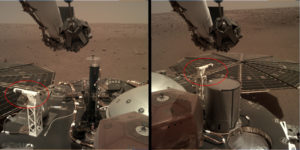 TWINS en Marte